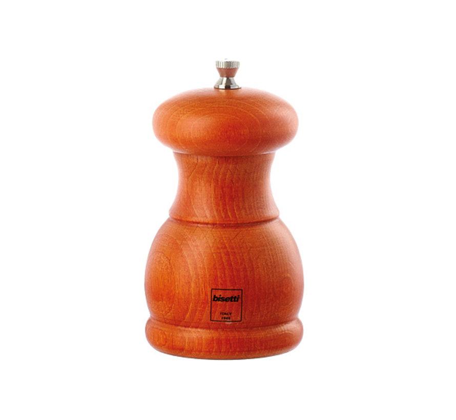 Bisetti Portofino zoutmolen oranje 11,5cm, 1 stuk
