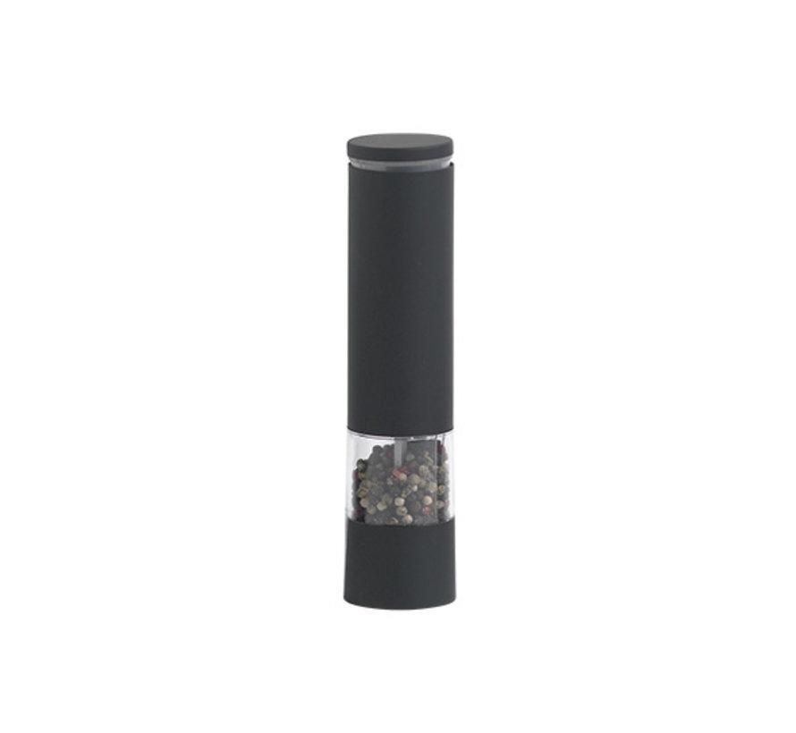 Cosy & Trendy Elektrische pepermolen rubber d5,7x21,5c, 1 stuk