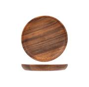 Cosy & Trendy Cosy & Trendy Acacia houten schaaltje rond 20x2,5cm, 1 stuk