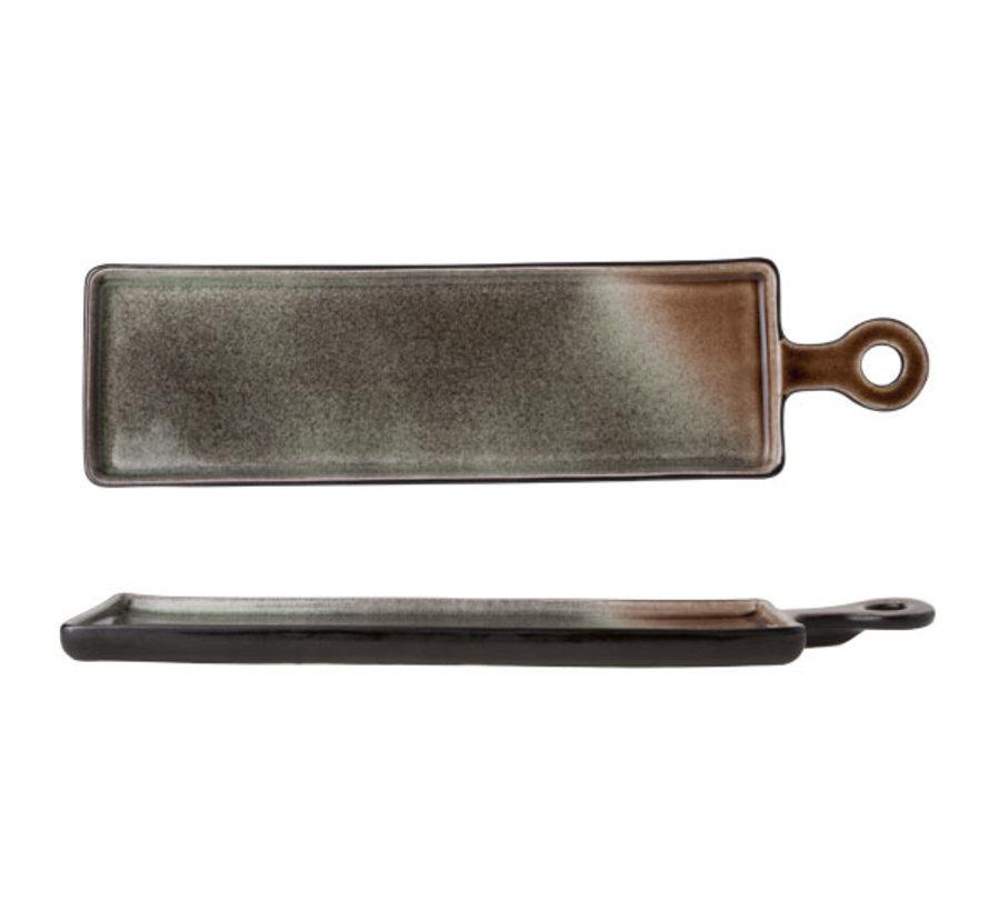 Cosy & Trendy Spuntino schaal rh 30,5-37x9,5cm met, 1 stuk