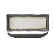 Cosy & Trendy Cosy & Trendy Stone schaal rechthoekig 11x28cm, 1 stuk