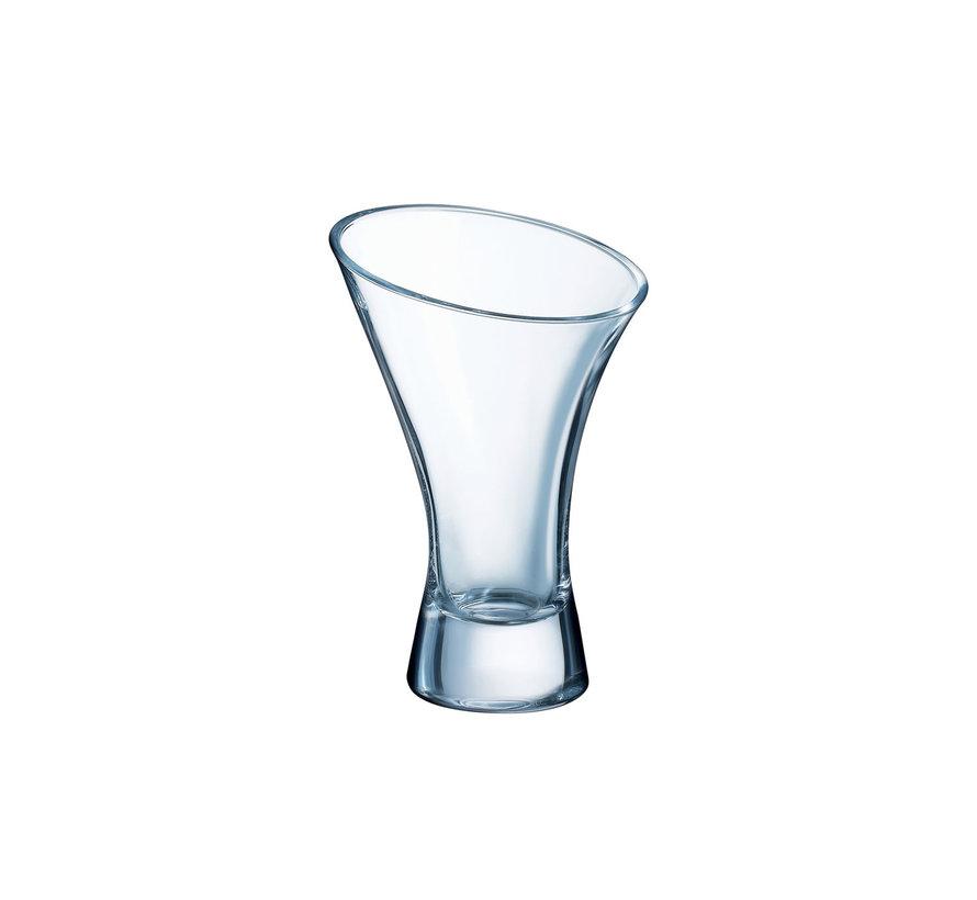 Arcoroc Jazzed ijscoupeglas 41cl, 6 stuks