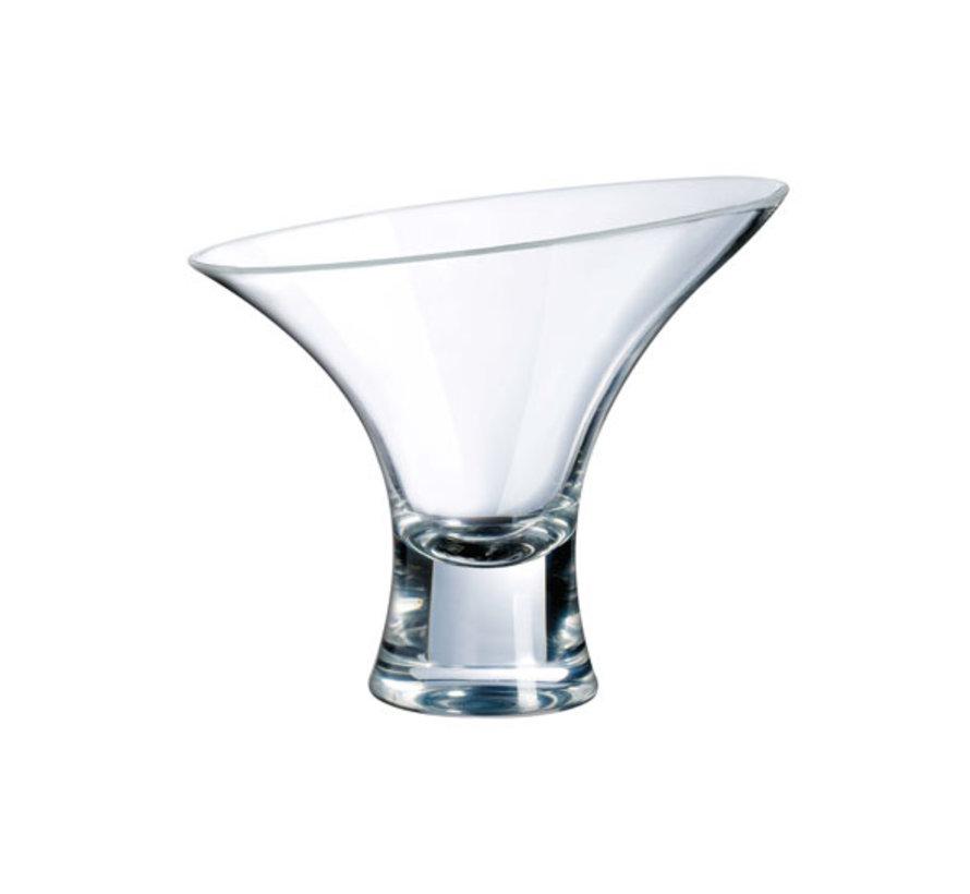 Arcoroc Jazzed ijscoupeglas 25cl horeca, 6 stuks