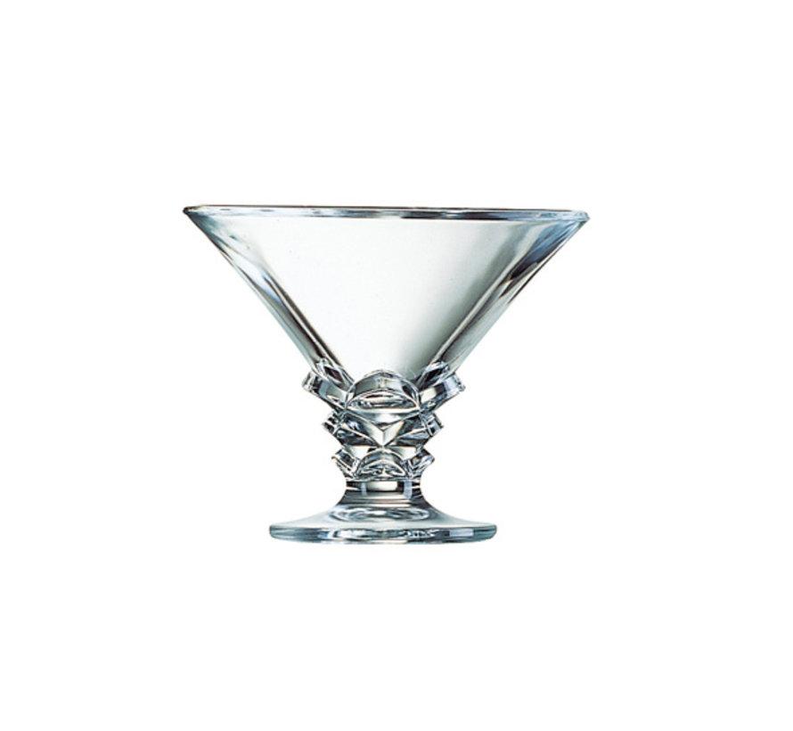 Arcoroc Palmier ijscoupe 21 cl fb**, 6 stuks