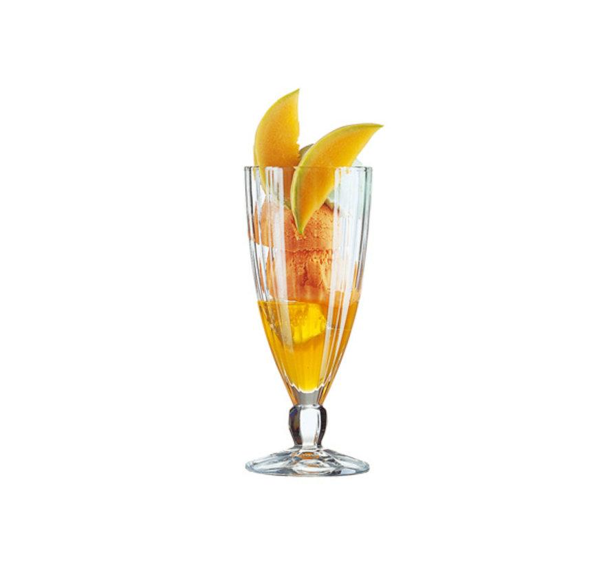 Arcoroc Milkshake quadro 39cl **set 6, 6 stuks