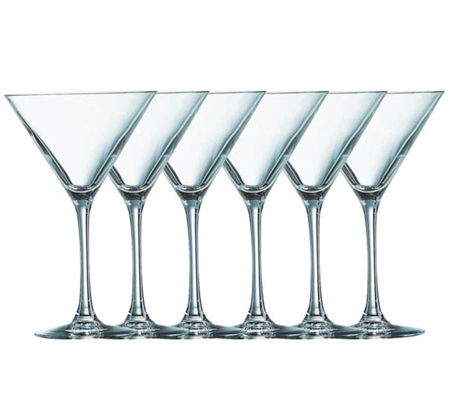 Chef & Sommelier Cabernet cocktailglas 30cl, 6 stuks