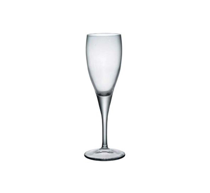 Bormioli Fiore champagneglas 17,5cl, 12 stuks