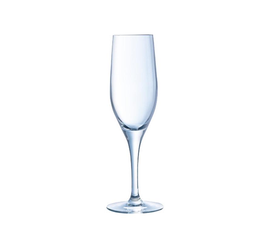 Chef & Sommelier Sensation exalt champagneglas 19cl, 6 stuks
