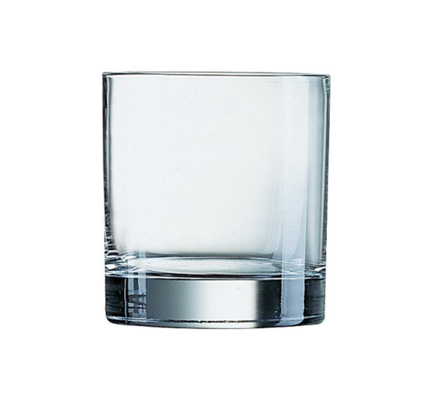 Arcoroc Whisky and spirits 38 cl, 6 stuks