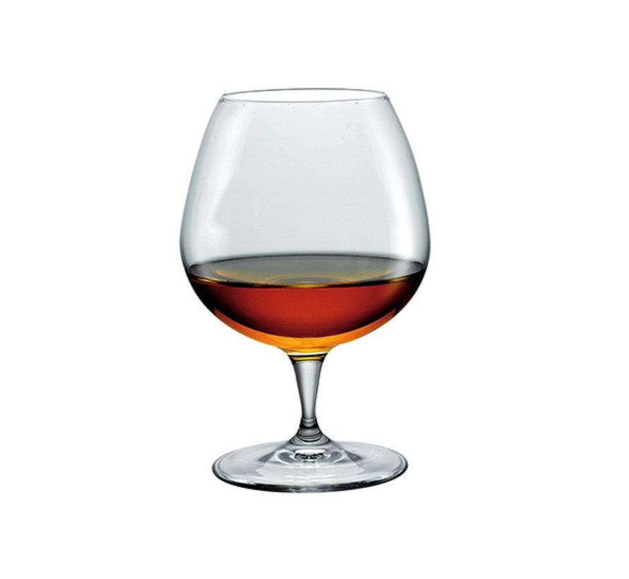 Bormioli Premium likeurglas cognac 64,5cl, 6 stuks