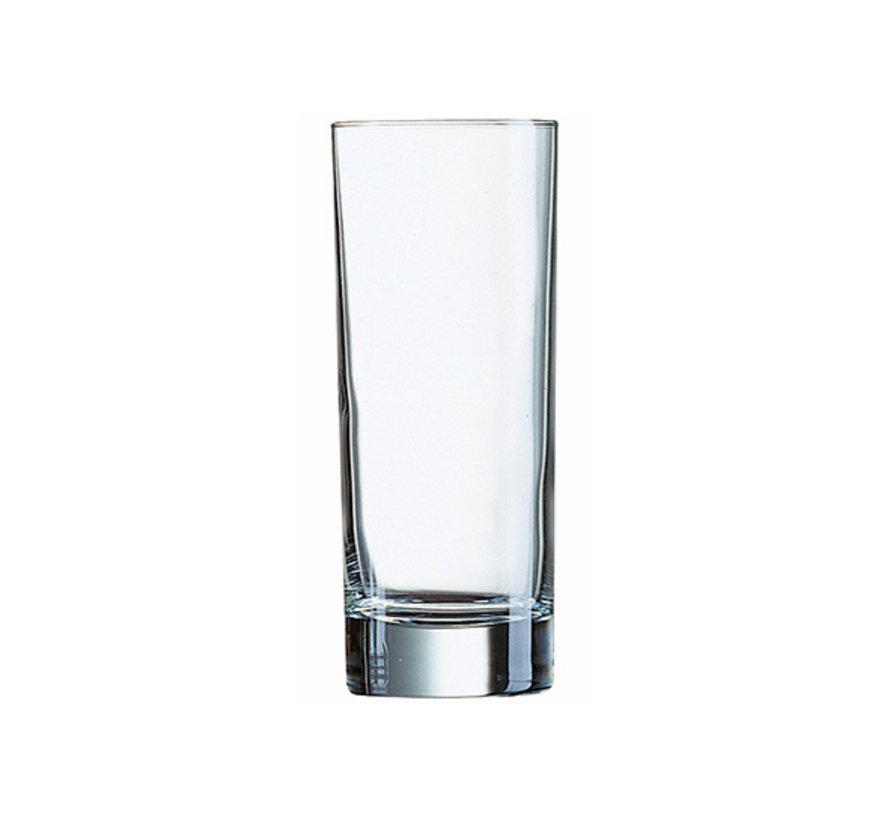 Arcoroc Islande longdrinkglas 33cl, 6 stuks