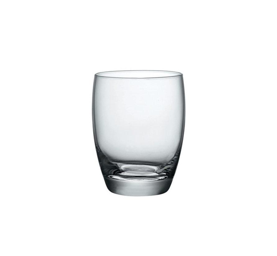 Bormioli Fiore waterglas 30cl, 12 stuks