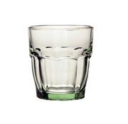 Bormioli Rocco Bormioli Rock bar tumbler 27cl groen, 6 stuks