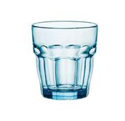 Bormioli Rocco Bormioli Rock bar tumbler s4 ice blue 27cl, 4 stuks