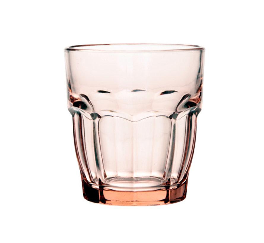 Bormioli Rock bar tumbler s6 oranje 27cl, 6 stuks