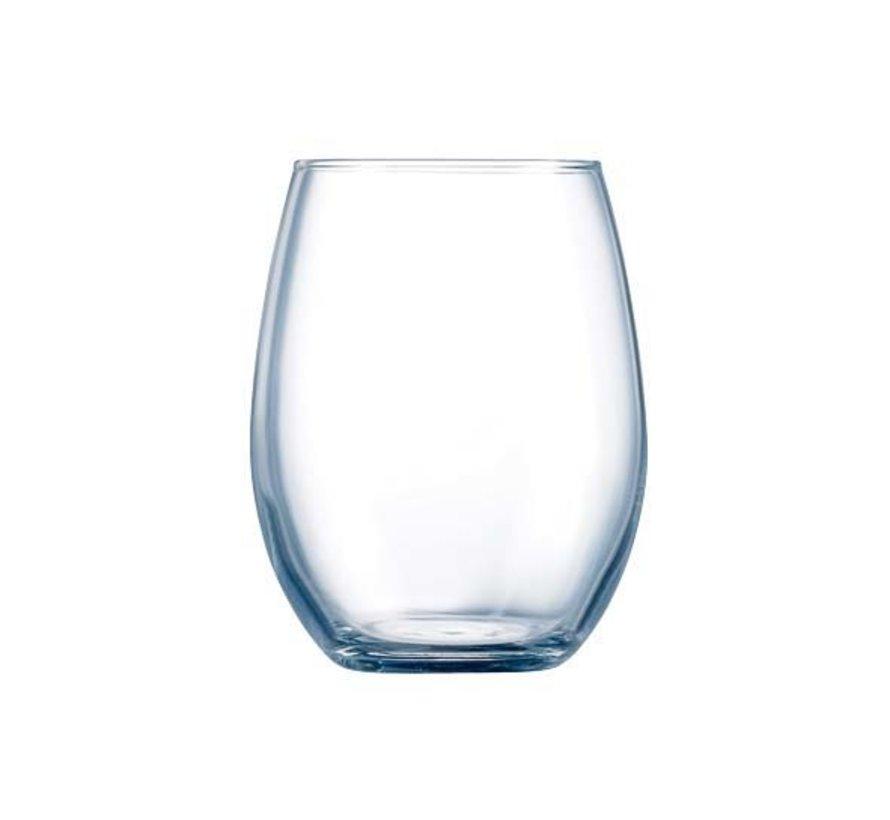 Chef & Sommelier Primary kwarx waterglas fh 36cl **, 6 stuks