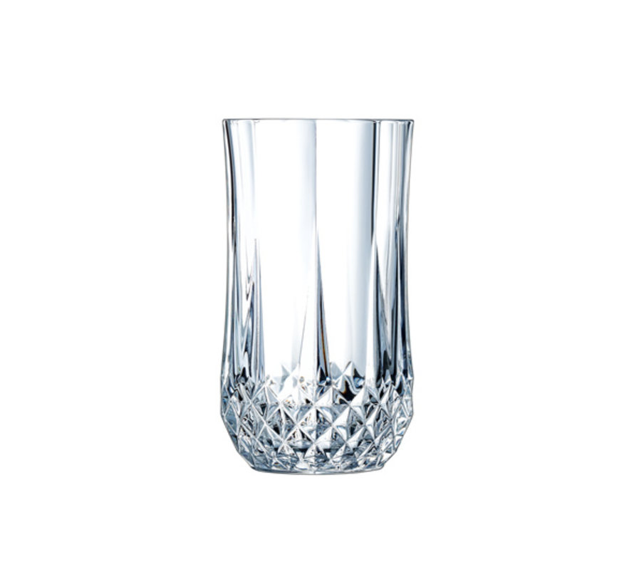 Eclat Longchamp glas 36cl, 6 stuks