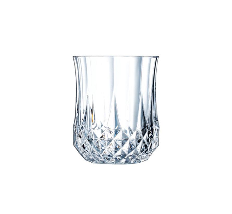 Eclat Longchamp waterglas 23cl, 6 stuks