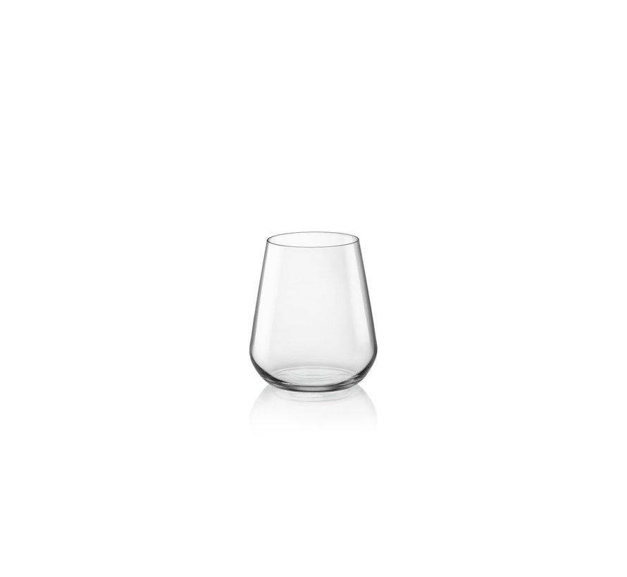 Inalto Inalto uno waterglas 34cl, 6 stuks