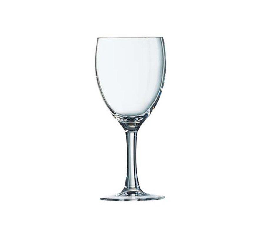 Arcoroc Elegance wijnglas 14,5cl, 12 stuks