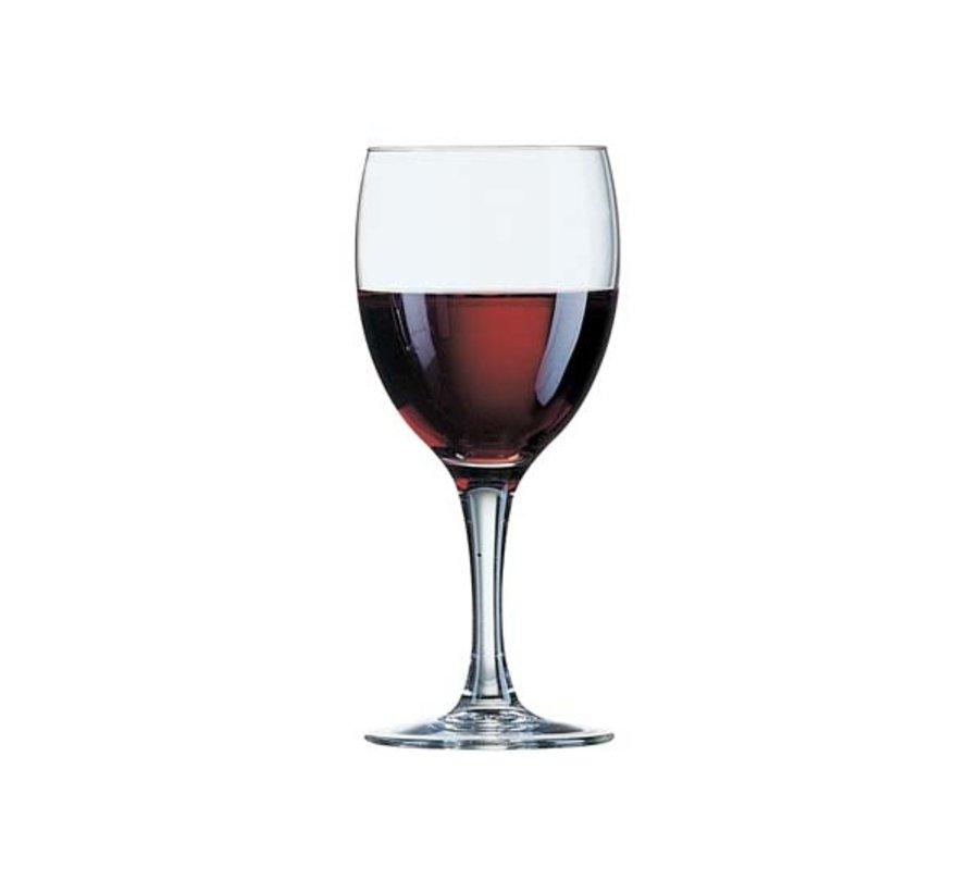 Arcoroc Elegance wijnglas 24,5cl, 12 stuks