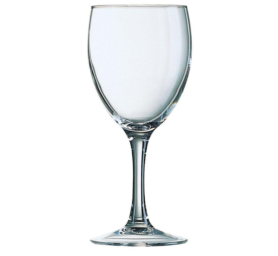 Arcoroc Elegance wijnglas 19cl, 12 stuks