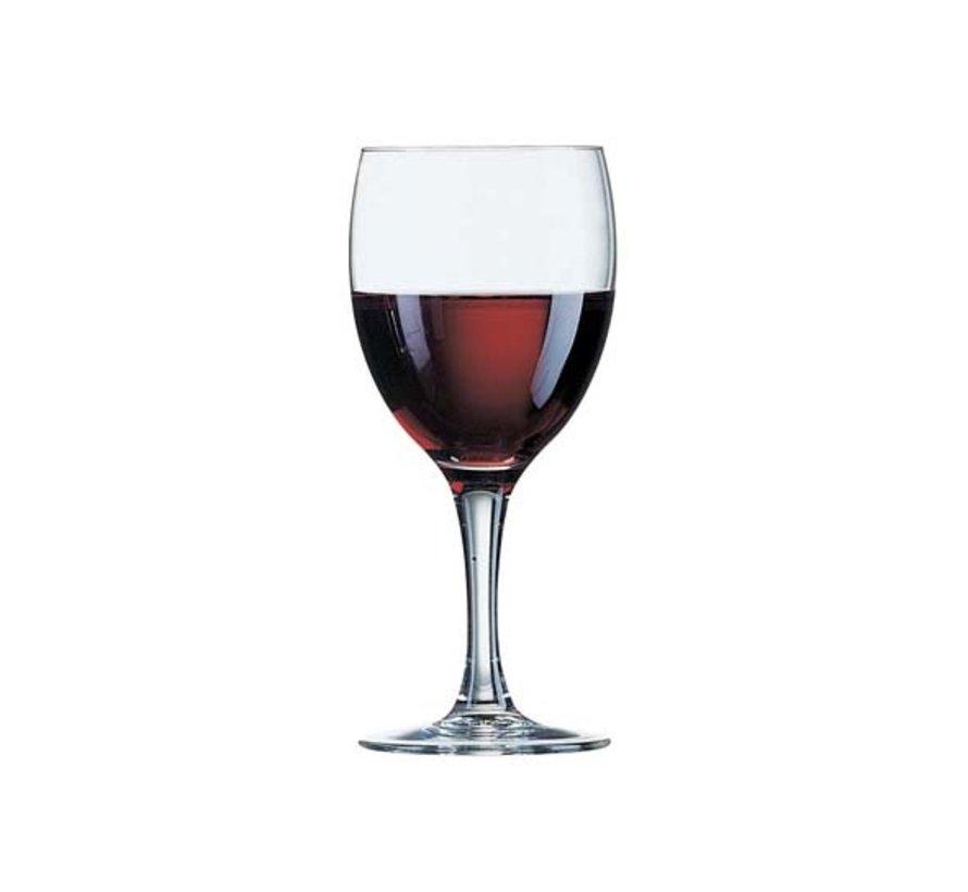 Arcoroc Elegance wijnglas 24,5cl, 48 stuks