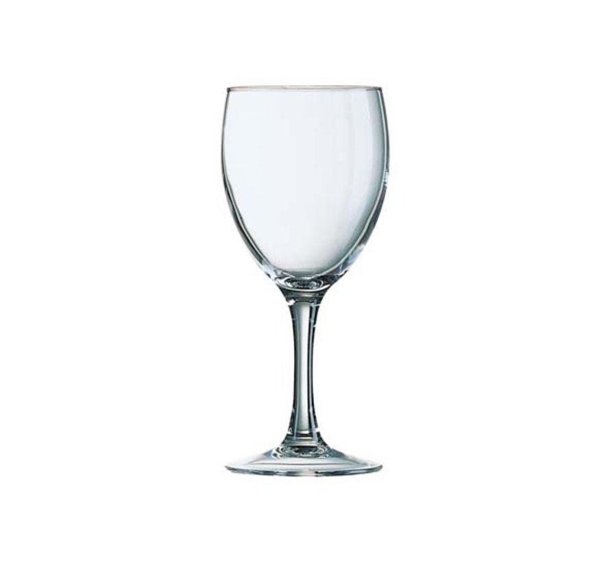 Arcoroc Elegance wijnglas 19cl, 48 stuks