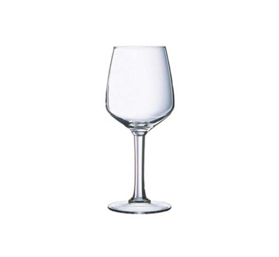 Arcoroc Lineal wijnglas 31cl, 6 stuks