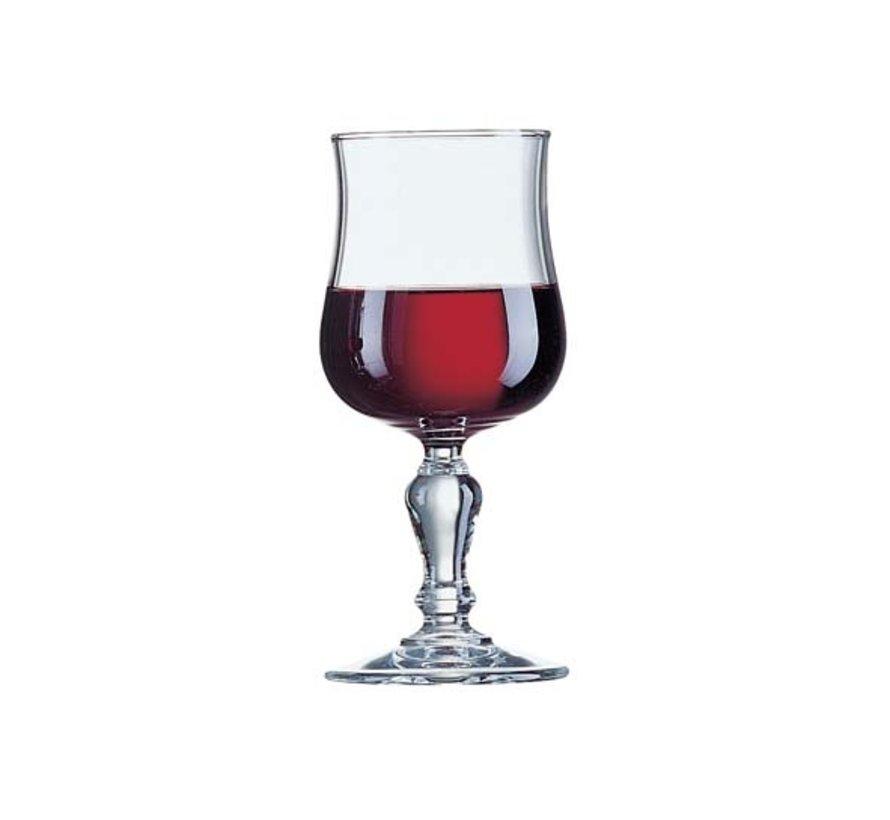 Arcoroc Normandie wijnglas 23cl, 12 stuks