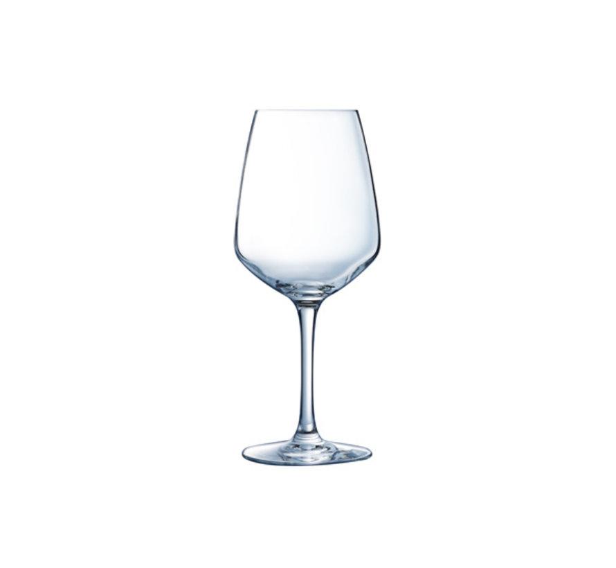 Arcoroc Vina juliette wijnglas 40 cl, 6 stuks