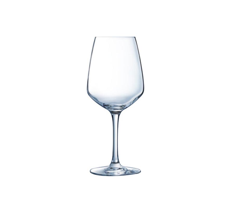 Arcoroc Vina juliette wijnglas 30 cl, 6 stuks