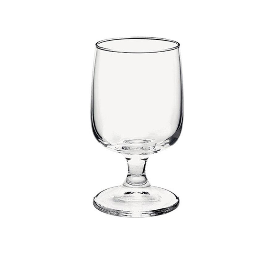 Bormioli Executive wijnglas 29cl d7,5xh7,5cm, 3 stuks