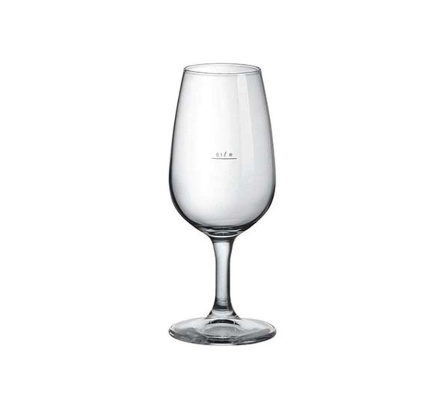 Bormioli Riserva degustatieglas 22 cl, 6 stuks