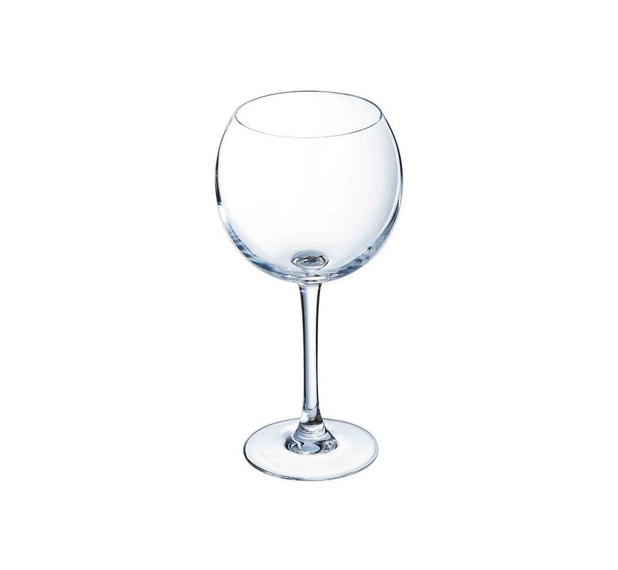 Chef & Sommelier Cabernet wijnglas 35cl ballon, 6 stuks