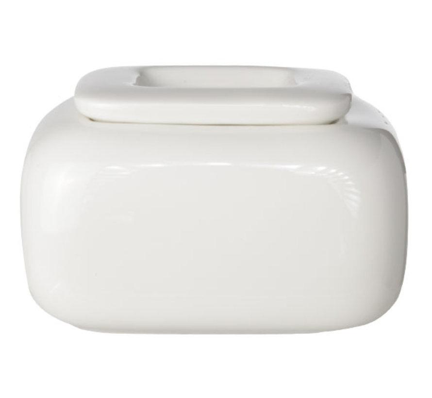 Cosy & Trendy Buffet suikerpot 27cl - 10x5x4,9cm, 1 stuk