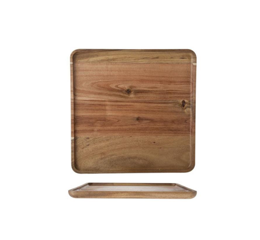 Cosy & Trendy Senegal acacia presentatiebord, 1 stuk