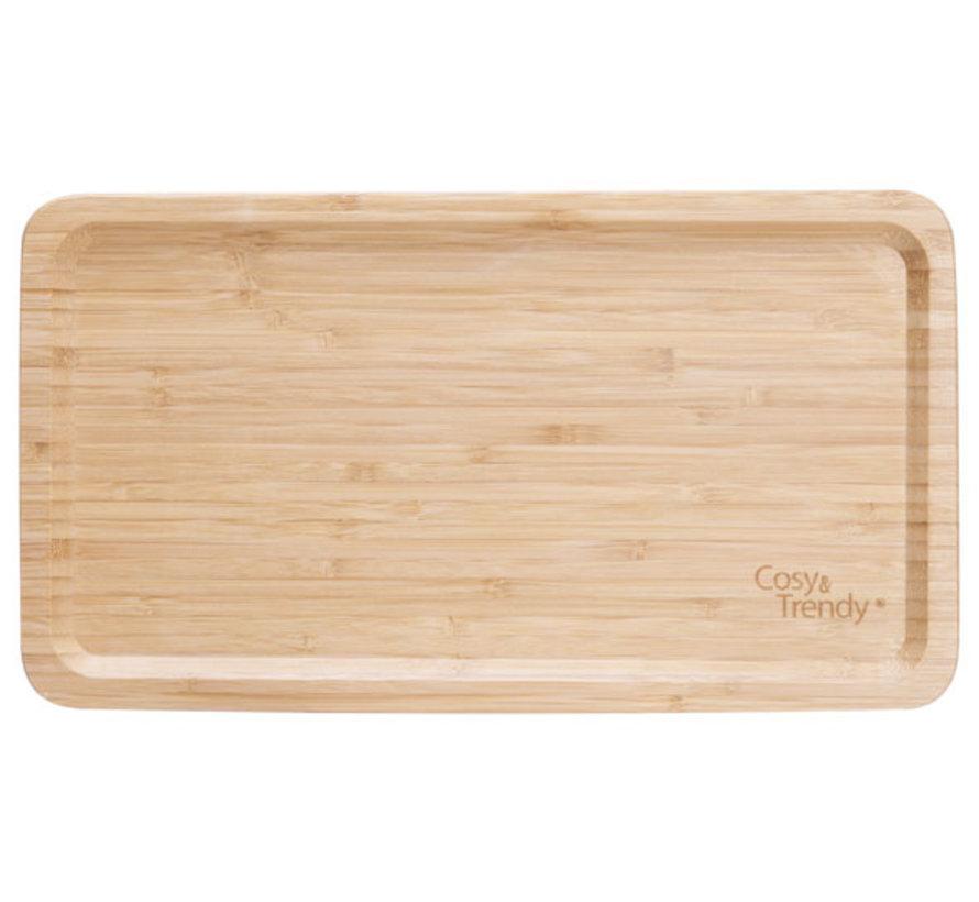 Cosy & Trendy Senegal presentatiebord 33,5x18,5x1,6cm, 1 stuk