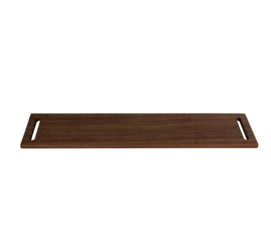 Cosy & Trendy Serveerplank hout 95x20xh4cm, 1 stuk