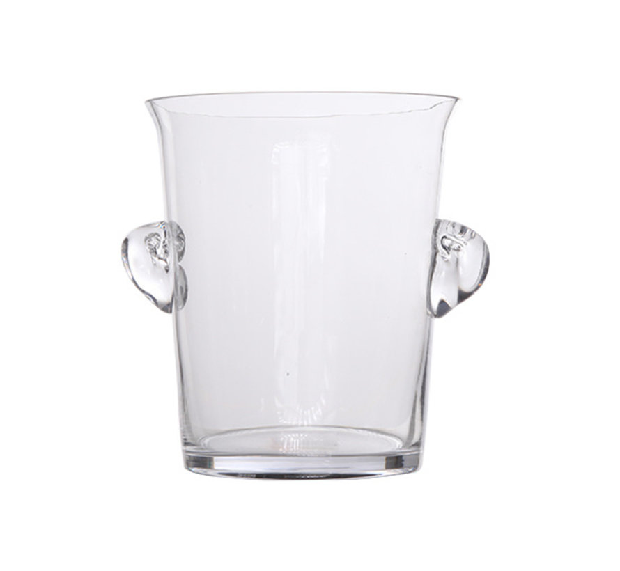 Cosy & Trendy Champagne emmer glas 13,8x20,7cm, 1 stuk