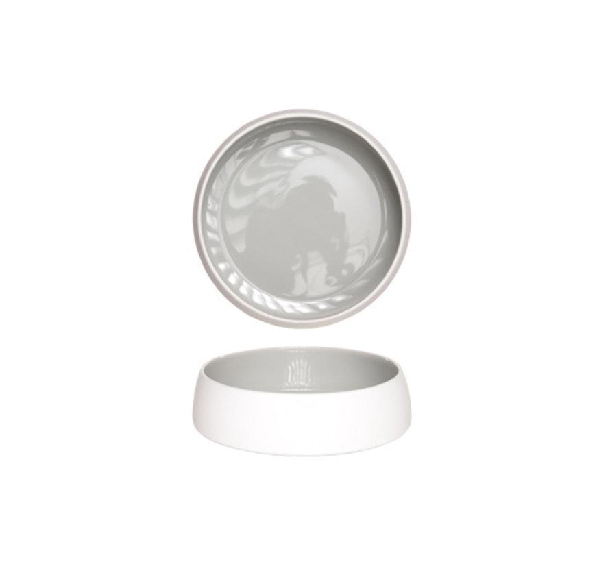 Cosy & Trendy Bao powder grey schaal d24xh7cm, 1 stuk