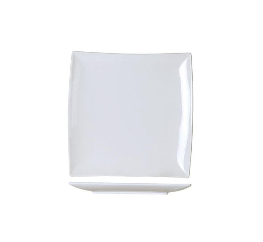 Cosy & Trendy Avantgarde plat bord 30,2x29,4xh2,5 nbc, 1 stuk