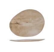 Cosy & Trendy Cosy & Trendy Palissandro bord ovaal 42x33xh2cm, 1 stuk