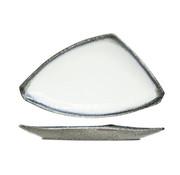 Cosy & Trendy Cosy & Trendy Sea pearl bord driehoek 40x23xh3cm, 1 stuk