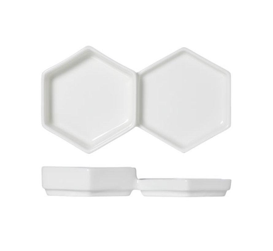Cosy & Trendy Hive small twinbord 18,5x10cm, 1 stuk