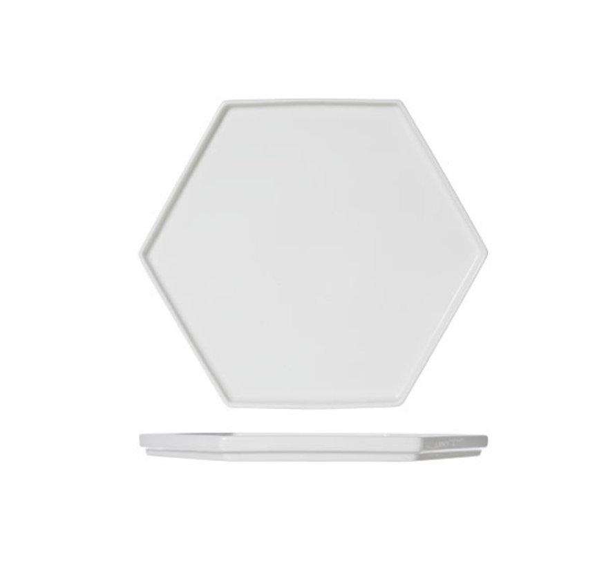 Cosy & Trendy Hive xl dienbord 6-hoekig 28x24cm, 1 stuk