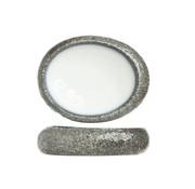 Cosy & Trendy Cosy & Trendy Sea pearl schaal ovaal 19x15cm, 1 stuk