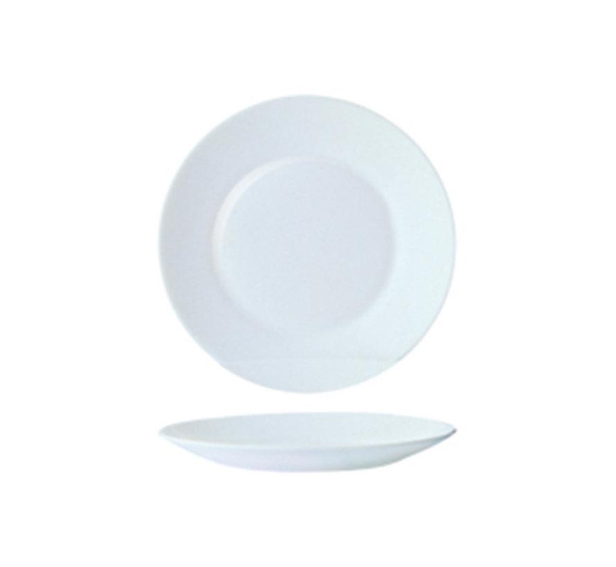 Arcoroc Restaurant uni bord 15,5cm, 6 stuks