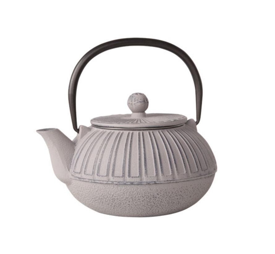 Cosy & Trendy Iwaki theepot grijs gietijzer 850ml, 1 stuk