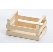 Overige merken Bisetti Krat houten box s 20x14x10cm, 1 stuk